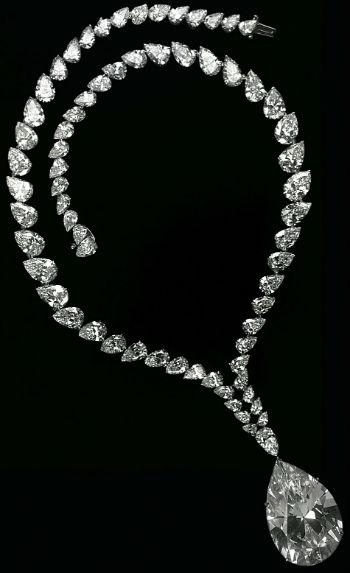 diamant et collier burton taylor
