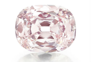 diamant rose princie