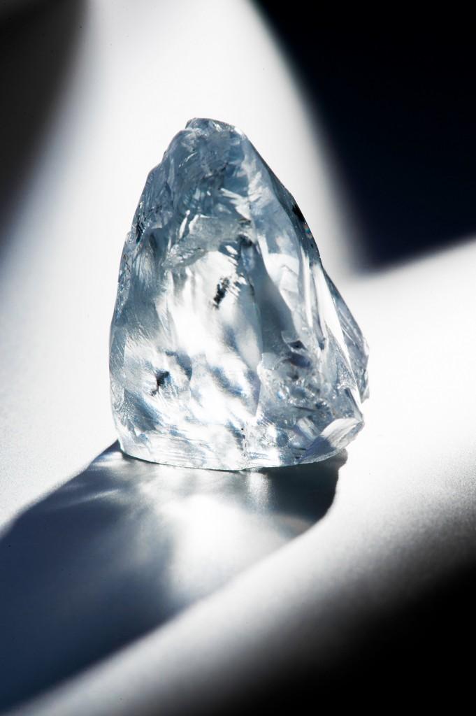 Diamant bleu cullinan