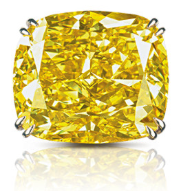 Diamant Graff Vivid Yellow