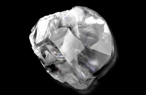 Diamant 198 carats