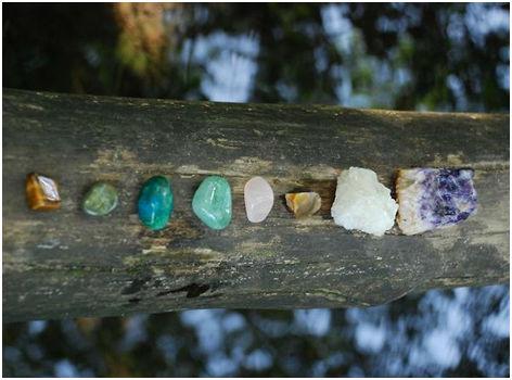 diamants dans la médecine traditionnelle