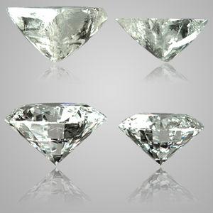 taille de diamant