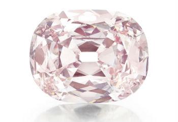 diamant rose princie