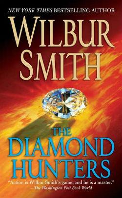 the diamond hunters écrit pas wilbu smith