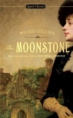 the moonstone écrit par wilkie collins