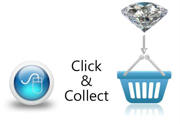 click and collect en bijouterie