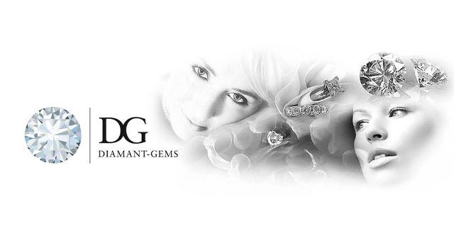 les diamants de diamant gems
