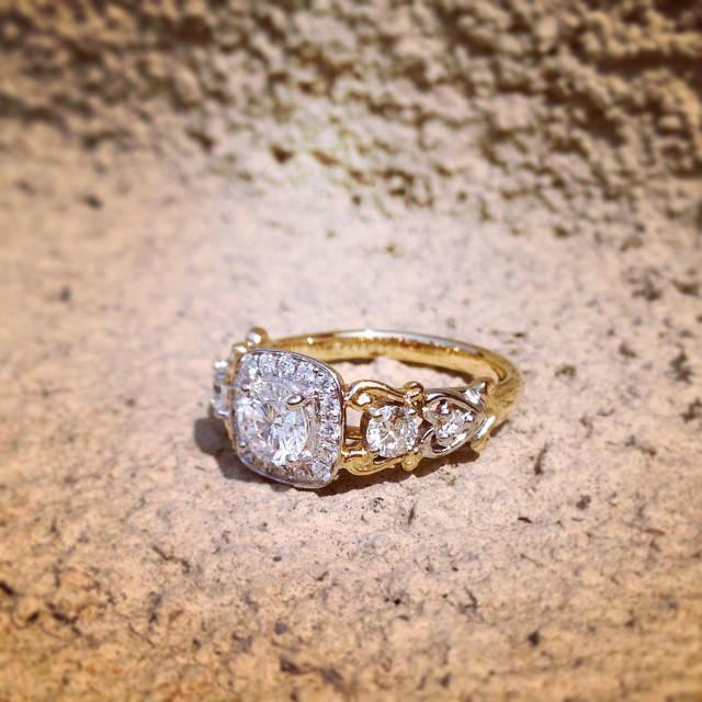 bijou et diamant recyclés
