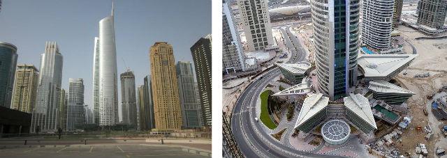 Almas Tower à Dubai