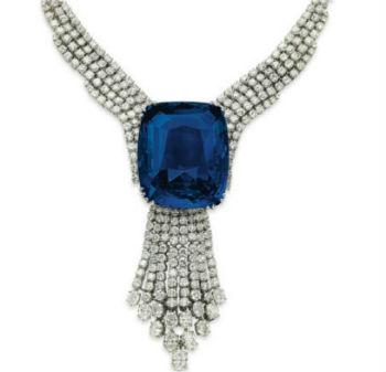 diamant Blue Belle of Asia