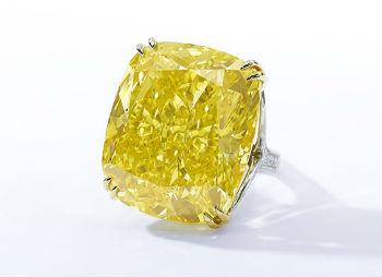 Diamant Jaune de Graff