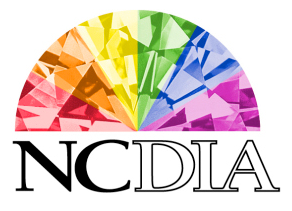 Natural Color Diamond Associates logo
