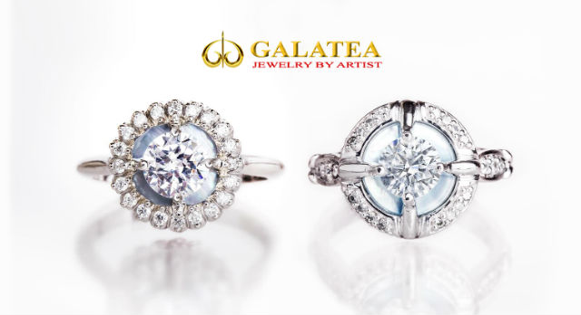 Galatea : Jewelry by Artist
