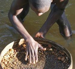 La République Centre Africaine encore et toujours confrontée aux diamants de sang