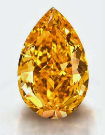 diamant orange