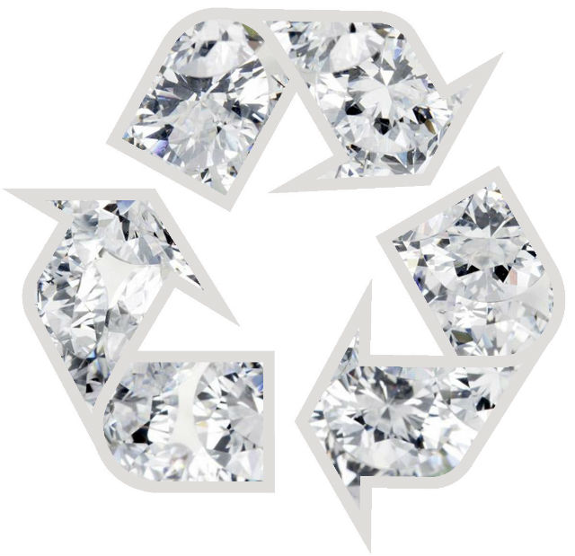 diamant recycle