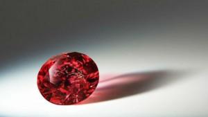 un diamant rouge