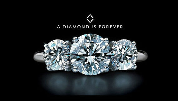 Le marché du diamant d'Est en Ouest 1